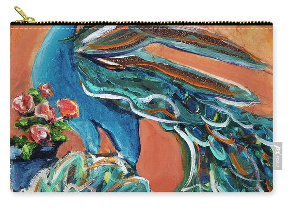 Flowers For Madame Carry-all Pouch