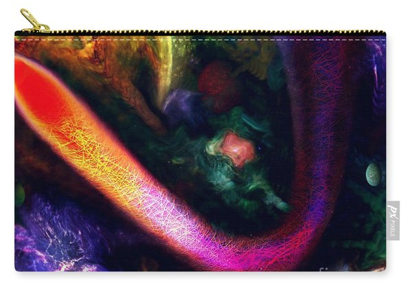 Flowers Of Heaven Carry-all Pouch