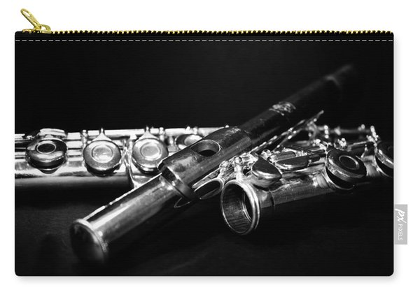 Flute Series I Carry-all Pouch
