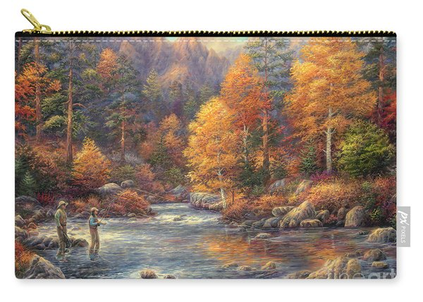 Fly Fishing Legacy Carry-all Pouch