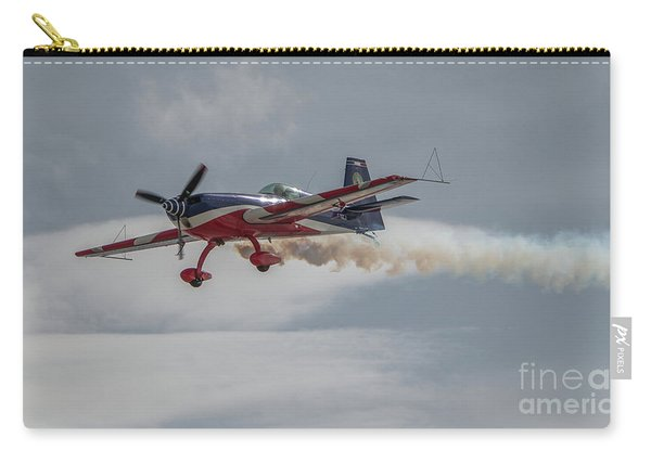 Flying Acrobatic Plane Carry-all Pouch