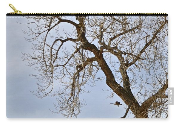 Flying Goose By Great Tree Carry-all Pouch