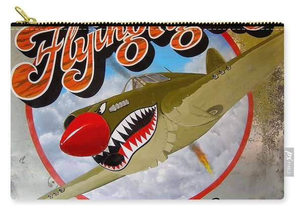 Flying Tigers Carry-all Pouch