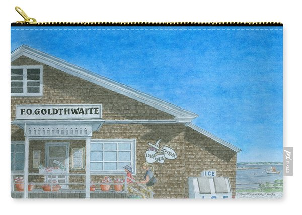 F.o. Goldthwaite Carry-all Pouch