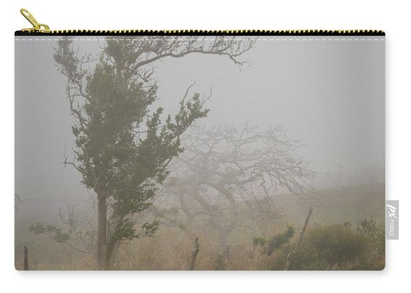Fog And Wind Carry-all Pouch