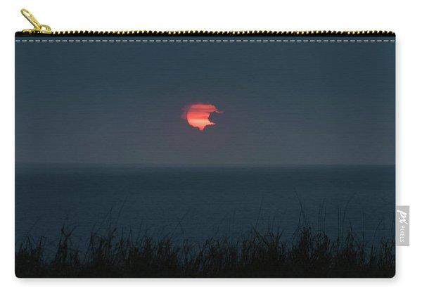 Fog Shrouded Sunrise Delray Beach Florida Carry-all Pouch