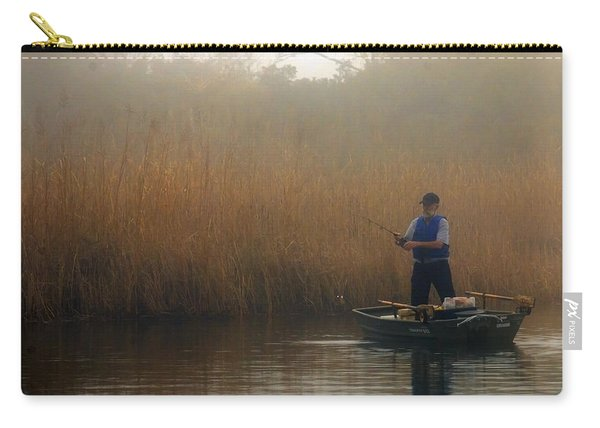 Foggy Fishing Carry-all Pouch