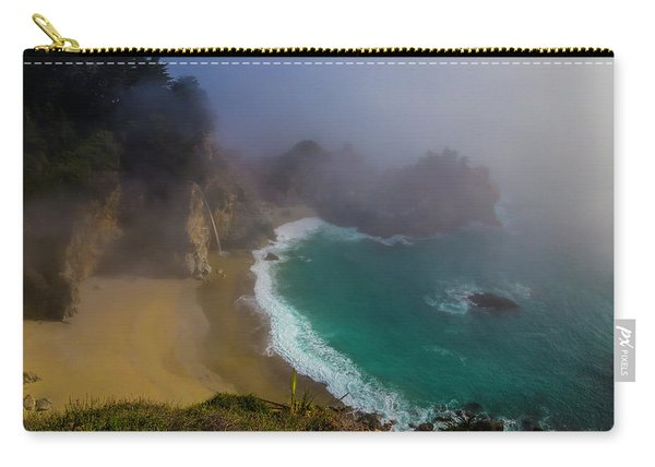Foggy Mcway Falls Cove Carry-all Pouch