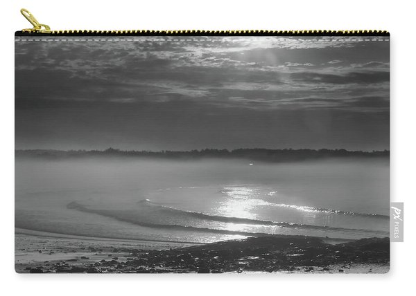 Foggy Sunrise Carry-all Pouch