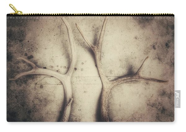 Following The Rut  Carry-all Pouch