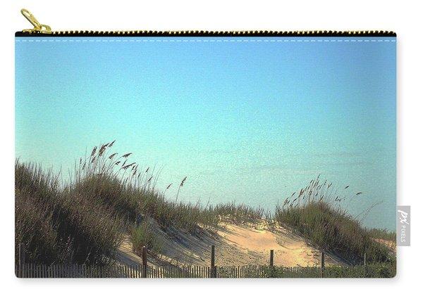 Folly Beach Sc Dunes Carry-all Pouch