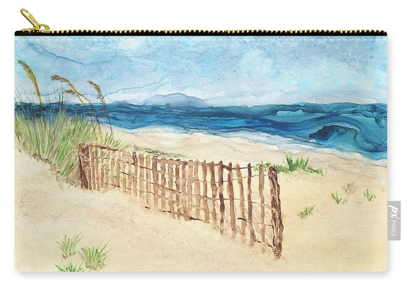 Folly Field Fence Carry-all Pouch