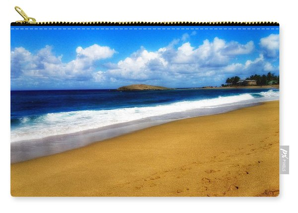 Foot Prints  Carry-all Pouch
