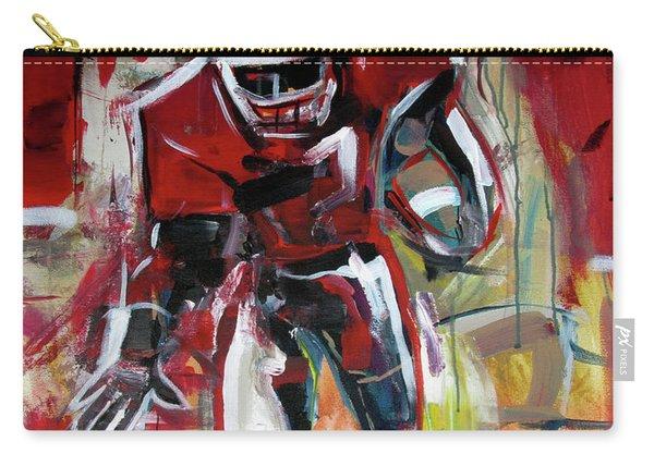 Football Run Carry-all Pouch