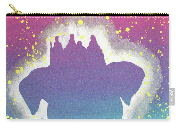 For The Love Of Pups Carry-all Pouch