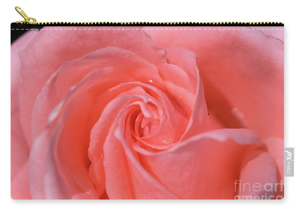 For The Love Of Rose 7 Carry-all Pouch