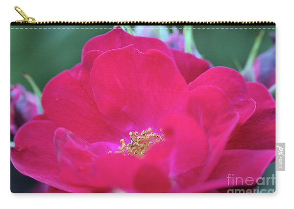 For The Love Of Rose 8 Carry-all Pouch