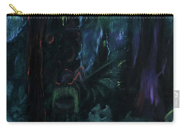 Forbidden Forest Carry-all Pouch