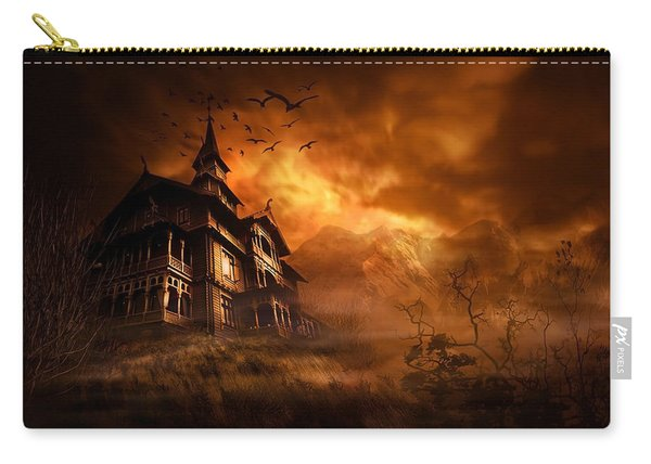 Forbidden Mansion Carry-all Pouch