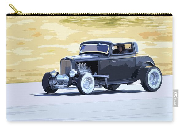 Ford Coupe Racing Carry-all Pouch