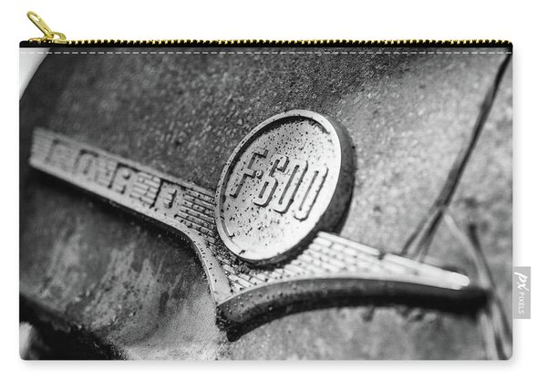 Ford F-600 Emblem Carry-all Pouch