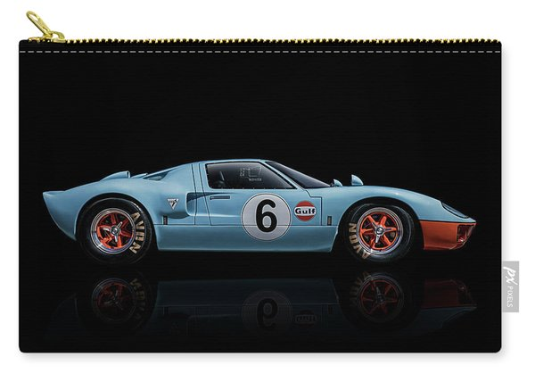 Ford Gt 40 Carry-all Pouch