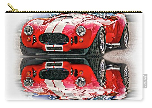 Ford/shelby Ac Cobra - Reflection Carry-all Pouch