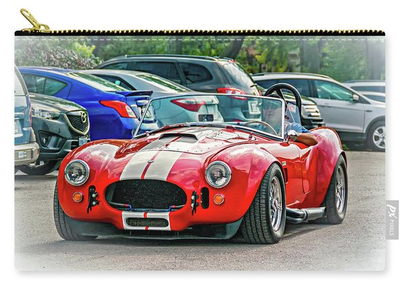 Ford/shelby Ac Cobra Carry-all Pouch