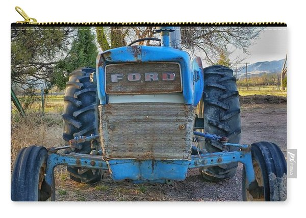 Ford Tractor Carry-all Pouch