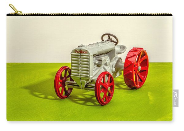 Fordson Tractor Profile Carry-all Pouch