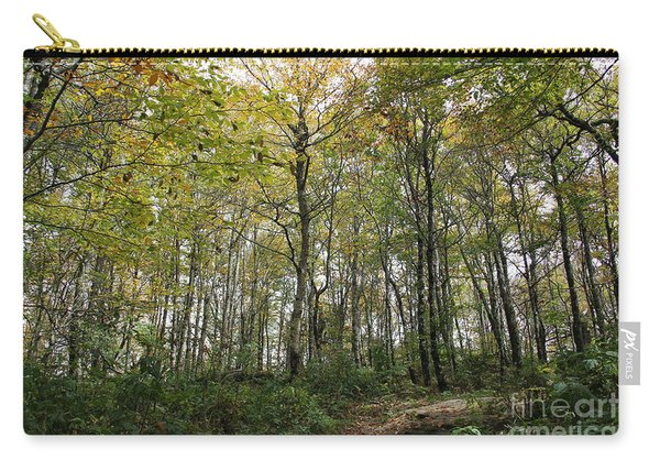Forest Canopy Carry-all Pouch