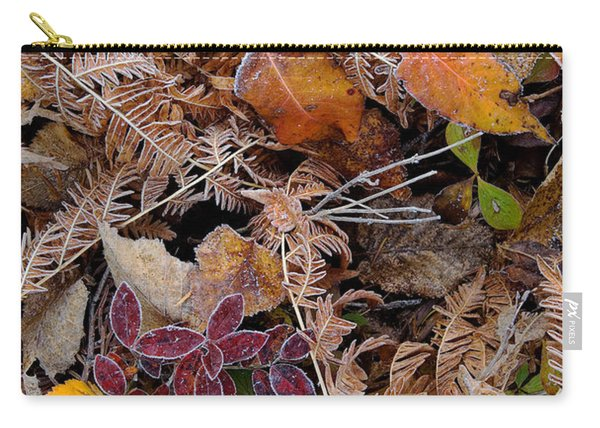 Forest Ferns Carry-all Pouch