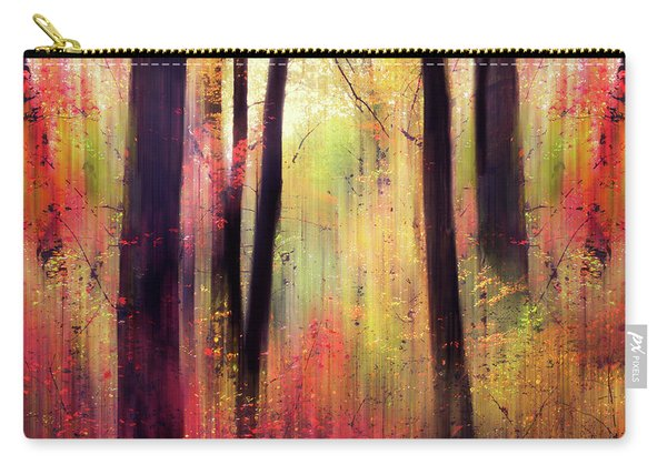 Forest Frolic Carry-all Pouch