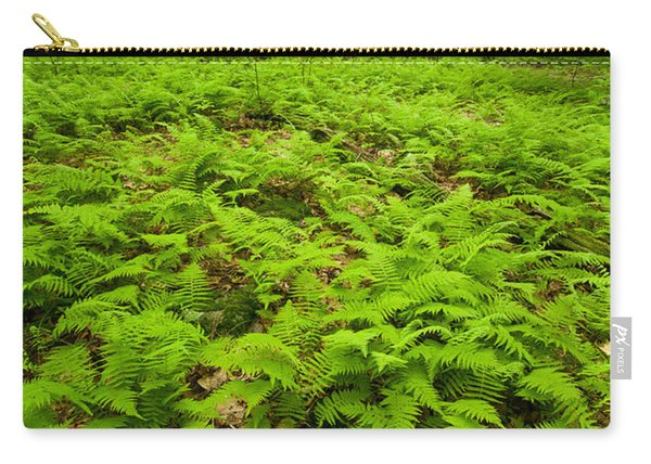 Forest Of The Ferns Carry-all Pouch
