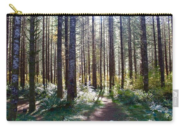 Forest Stroll Carry-all Pouch