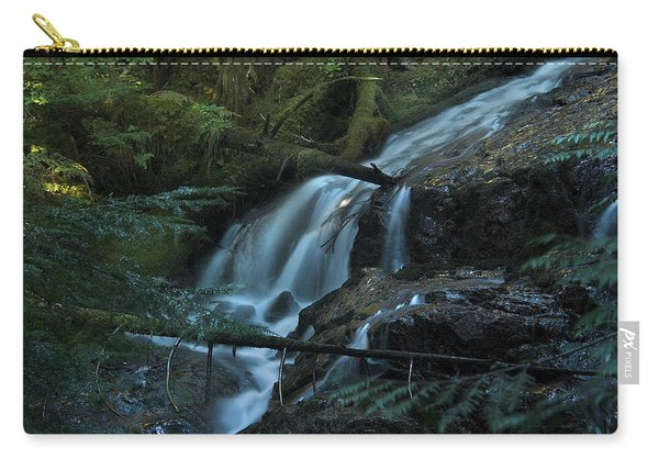 Forest Waterfall. Carry-all Pouch