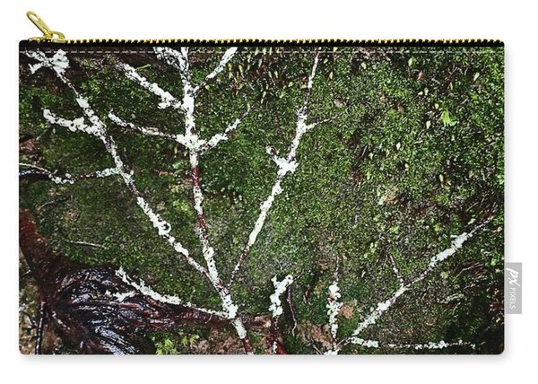 Forest's Finger Prints Carry-all Pouch