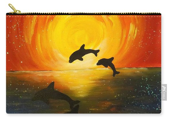 Forever Friends Carry-all Pouch