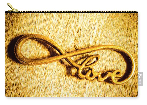 Forever Love Carry-all Pouch