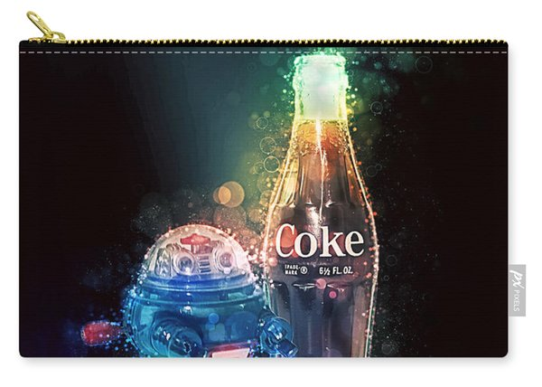 Forever Young Coca-cola Carry-all Pouch