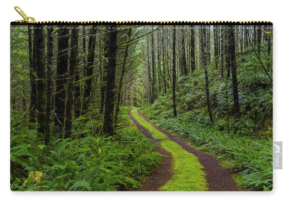 Forgotten Roads Carry-all Pouch