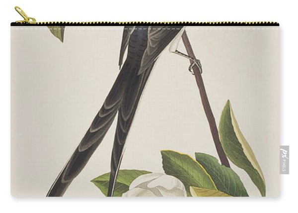 Fork-tailed Flycatcher  Carry-all Pouch