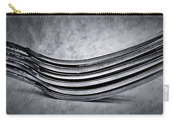 Forks - Antique Look Carry-all Pouch