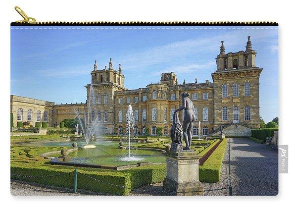Formal Garden Blenheim Palace Carry-all Pouch