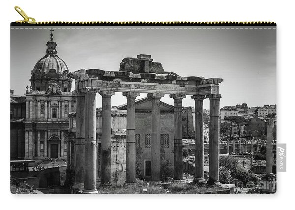 Foro Romano, Rome Italy Carry-all Pouch