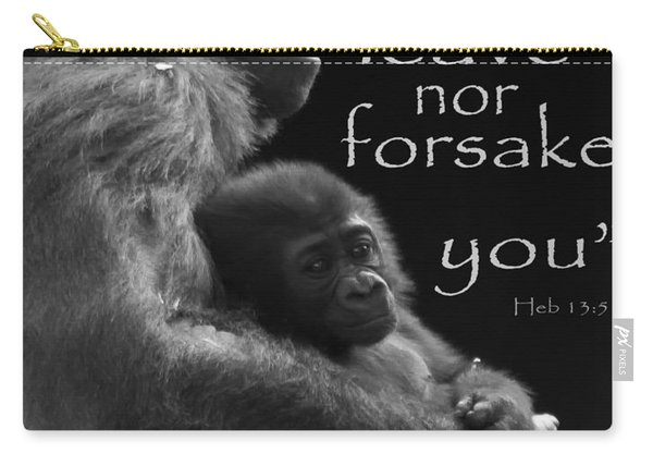 Forsake 11x14 Carry-all Pouch
