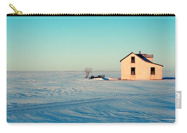 Forsaken Farmhouse Carry-all Pouch