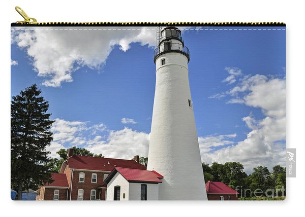 Fort Gratiot Light Carry-all Pouch