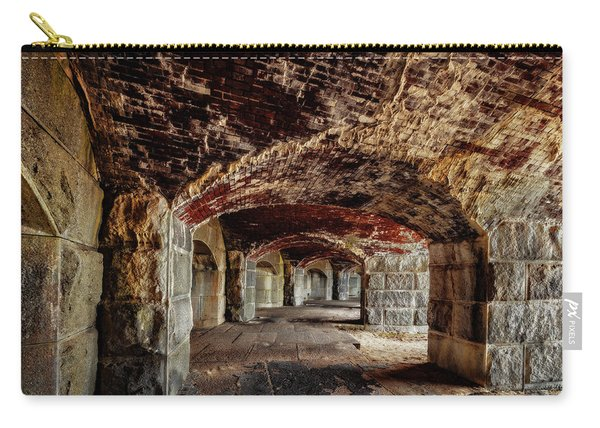 Fort Popham Carry-all Pouch