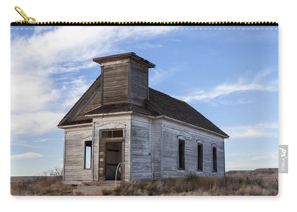 Fort Sumner - Abandoned Church Carry-all Pouch